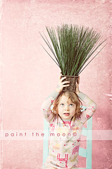 { four year old creative director } | by annie.manning {paint the moon}
