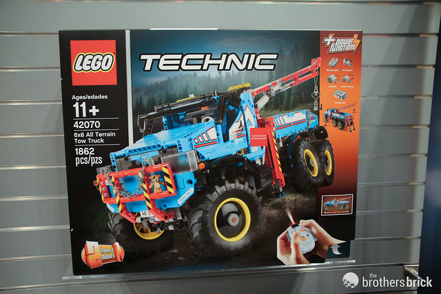 summer 2017 lego technic sets unveiled at toy fair new. Black Bedroom Furniture Sets. Home Design Ideas