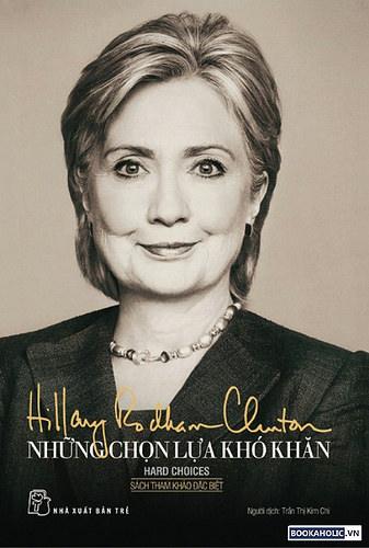 Hillary Clinton dự kiến thời điểm ra mắt cuốn sách thứ sáu
