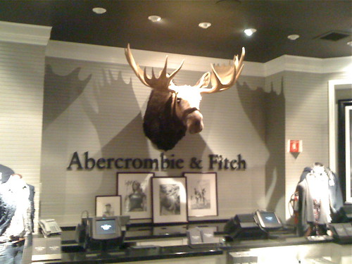 Abercrombie fitch store somma1977 flickr for Abercrombie interior design and decoration