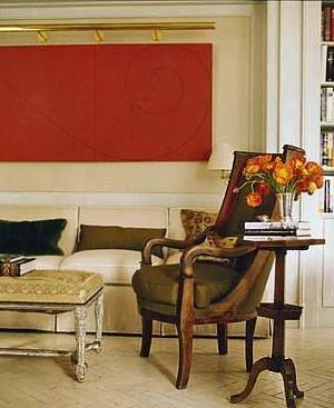 Mod traditional mix modern art antique furniture flickr for Modern interior decorating retro furniture