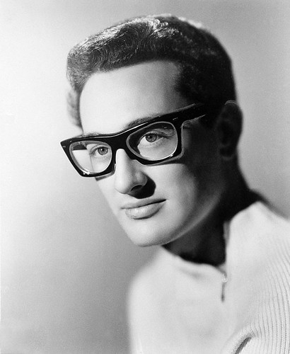 1957- Buddy wears glasses | by x-ray delta one