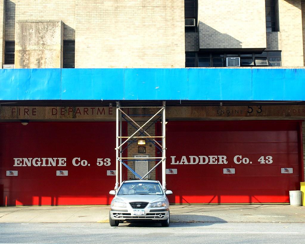 ... E053 FDNY Firehouse Engine 53 & Ladder 43, Spanish Harlem, New York  City |