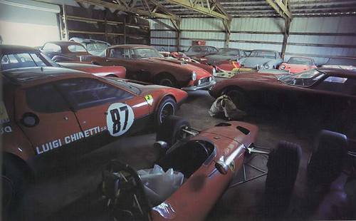 Not Your Typical Barn Find Story We Have All Heard The