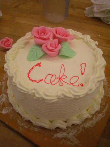 Cake Decoration Classes Uk