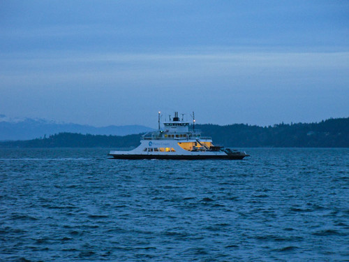 Anderson Island Ferry Price