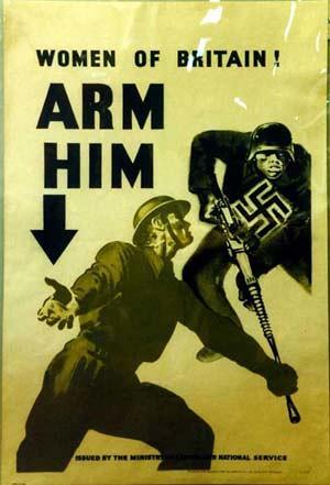 Women of Britain Arm Him | Country of Origin United Kingdom ...