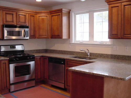 dark maple cabinets. dark stained maple kitchen cabinets with, Kitchen design