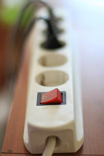 Power strip with switch | by Tom Raftery