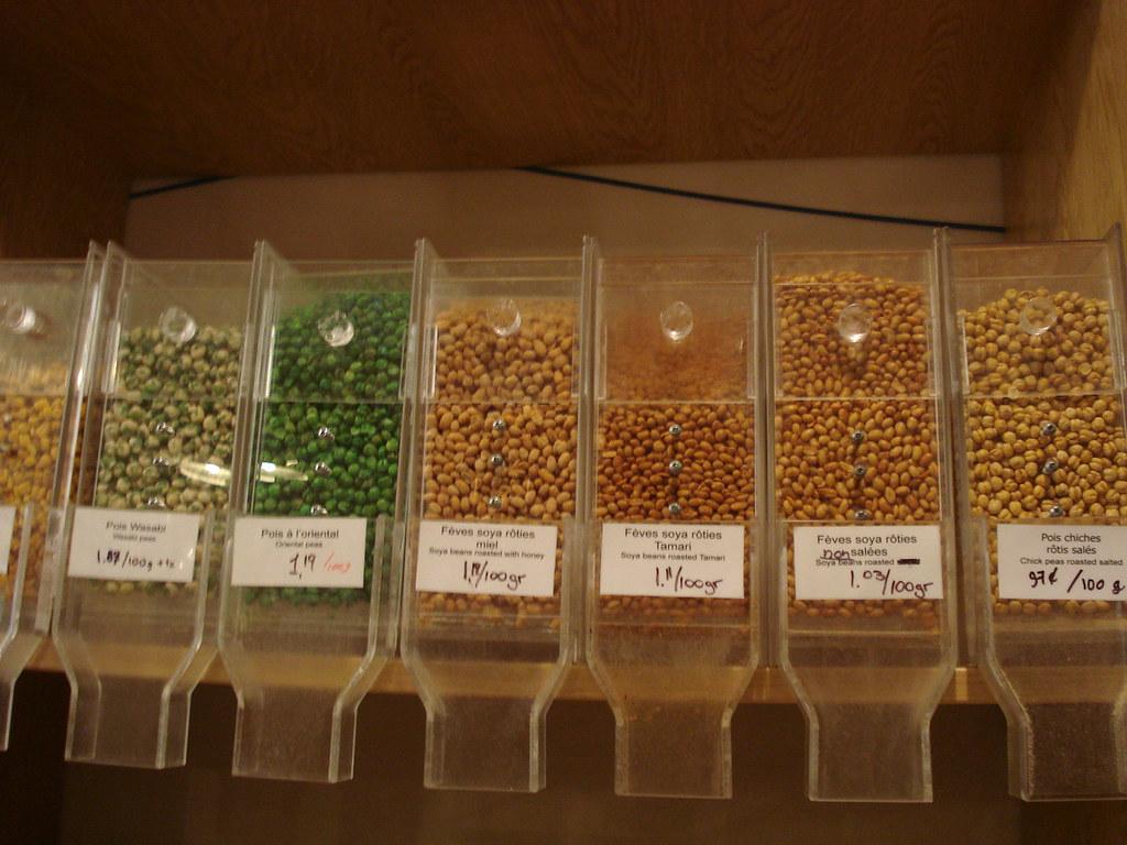 Dosificador Para Granos: Secos Dispensador Puerta Granos