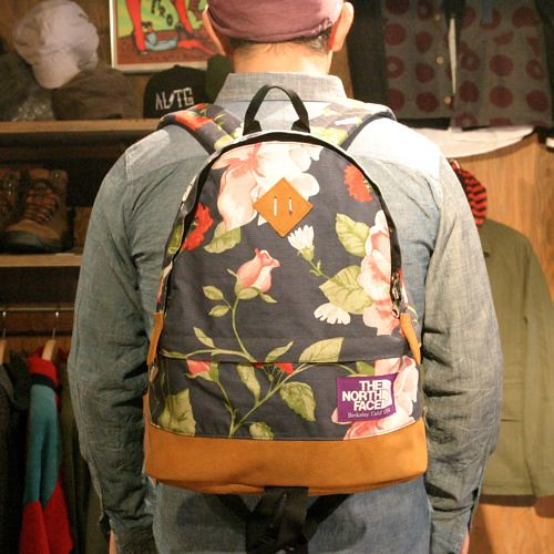 61c5b58d4 THE NORTH FACE PURPLE LABEL MEDIUM DAY PACK (NAVY) | Flickr