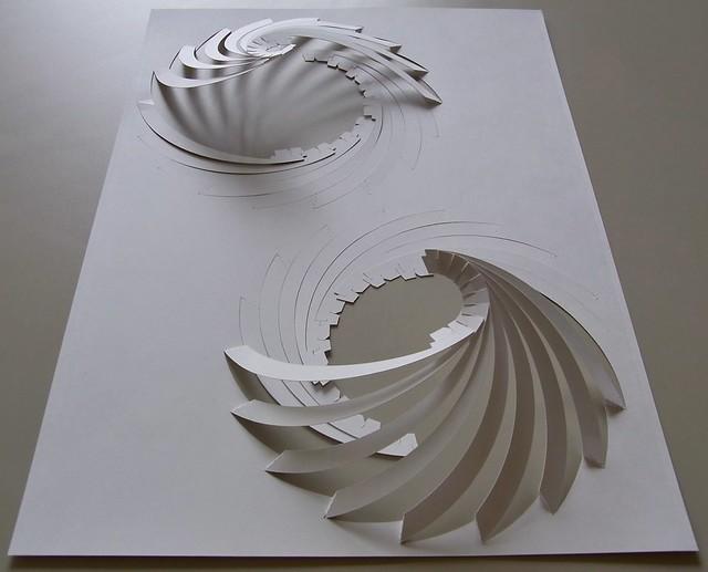 lamella dome half domes 297mm x 210mm x 50mm prof ym flickr. Black Bedroom Furniture Sets. Home Design Ideas
