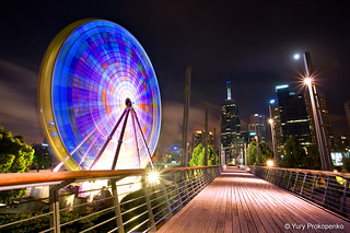 Melbourne, Australia :: Giant Sky Wheel | by -yury-