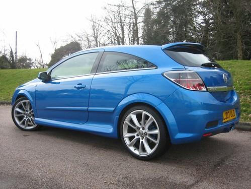 Vauxhall Vxr Blue Paint Hex Code