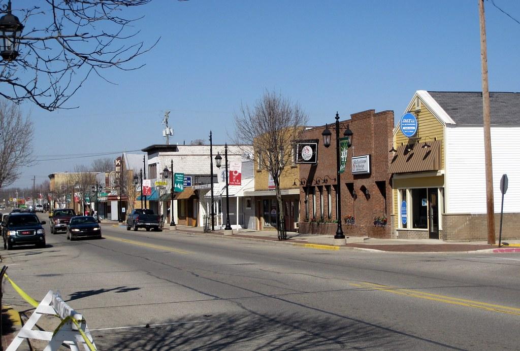 Cedar Springs Michigan The City Of Cedar Springs Is A