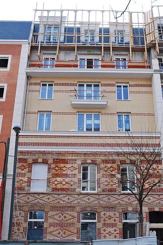 7 17 mars 2010 maisons alfort rue eug ne renault travaux. Black Bedroom Furniture Sets. Home Design Ideas
