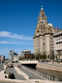 The Liver Building, Liverpool | by bawtrees