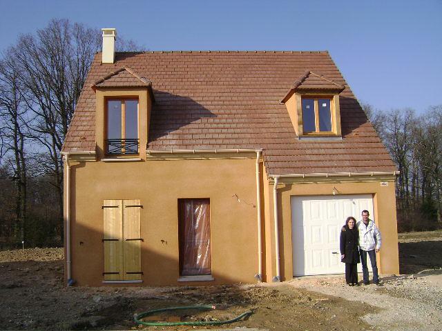 Maisons pierres avoir une maison en pierre cuest vivre for Modele maison nicolas