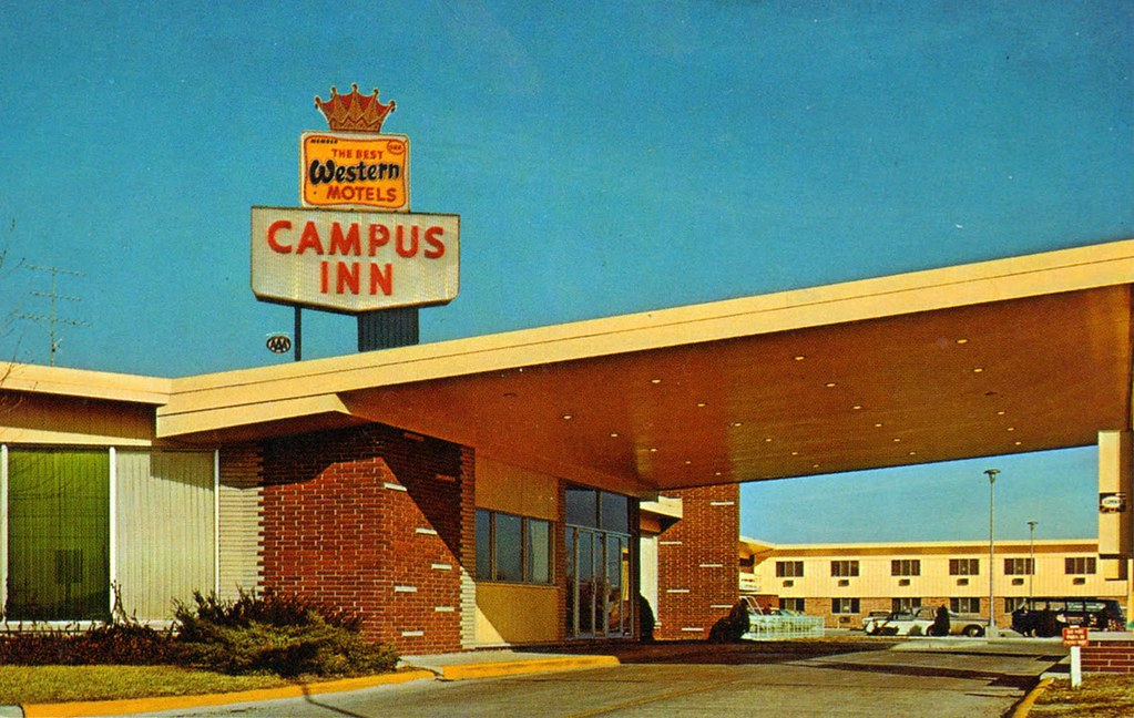 Campus Inn - West Lafayette, Indiana