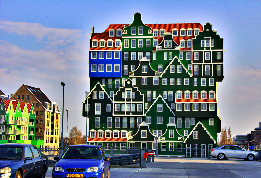 Hotel Inntel Amsterdam Centre