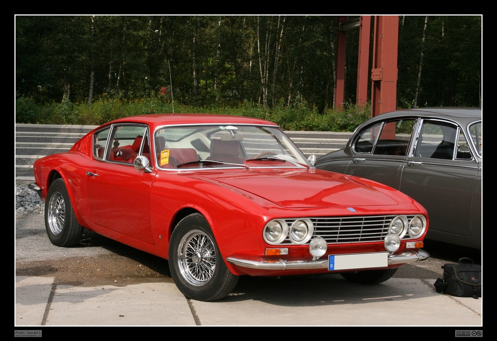 1967 Osi Ford 20 M Ts Coup 233 01 The Officine Stampaggi