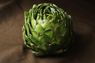 Vegetable: Globe Artichoke | by Vanessa Pike-Russell