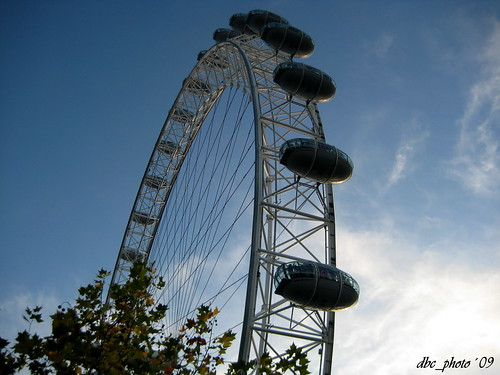 London Eye | by dbc_photo
