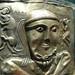 celts - silver cauldron, detail