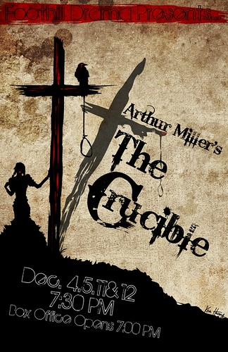 "the abuse power in the crucible a play by arthur miller Figures of authority in"" the crucible"" by arthur miller another example of the abuse of power is the whole rule of saddam play ""the crucible"" by."