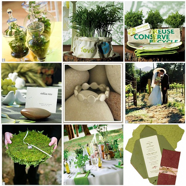 Eco Friendly Wedding Ideas: Eco-Friendly Wedding Ideas - Green Wedding Ideas