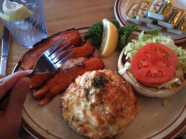 Crab Cake Meal Ideas
