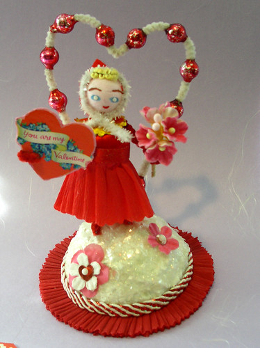 Valentine Pixie Girl | by Theresa Smythe