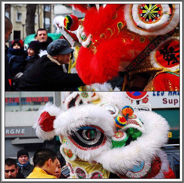 Nouvel An Chinois  Ville D Avray