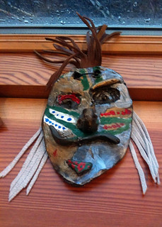 African Relief Mask | by Portsmouth Public Library (NH)