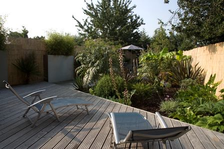 Tropical Garden Design In Uk