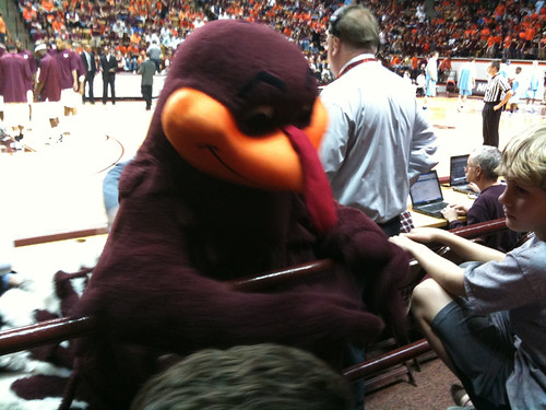 VT vs. Rhode Island, NIT 2010 | by a Noble photo