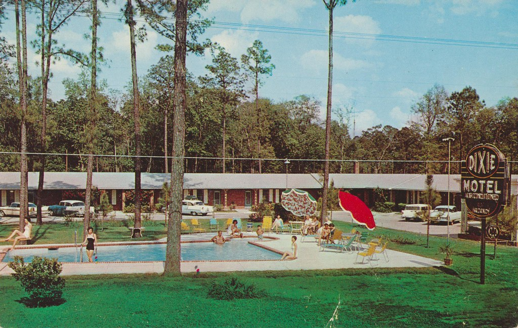 Dixie Motel - Adel, Georgia