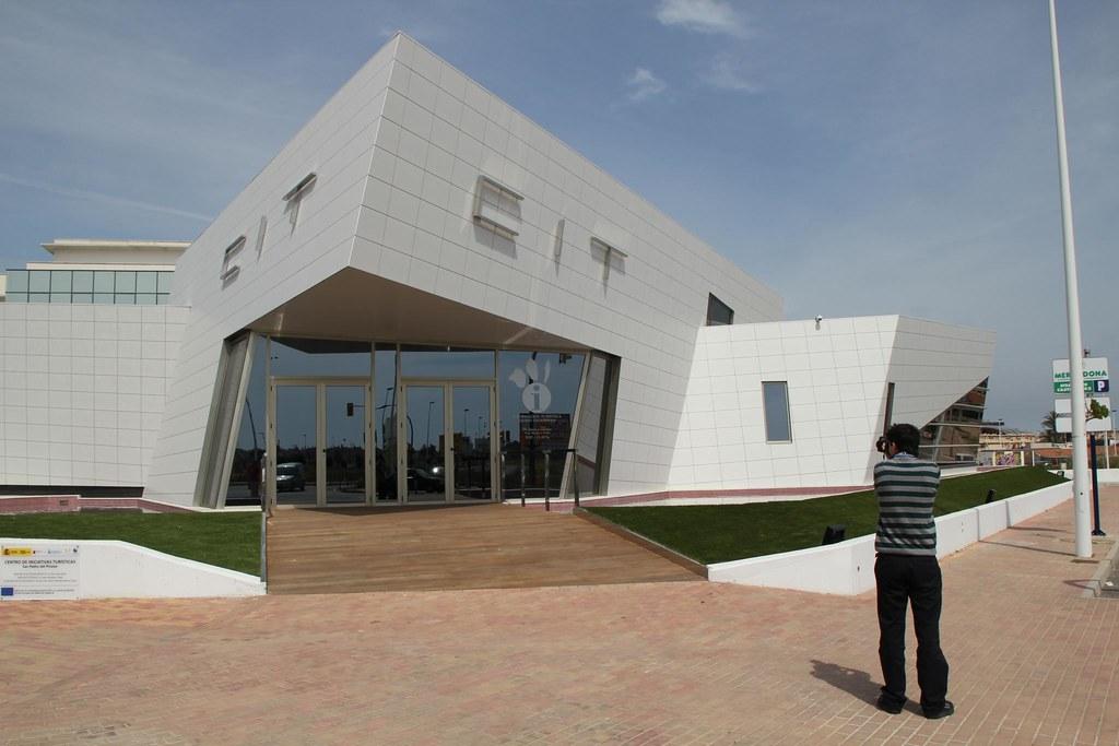 Raul torres rubio 3 cit centro de inciativas tur sticas - Raul torres arquitecto ...