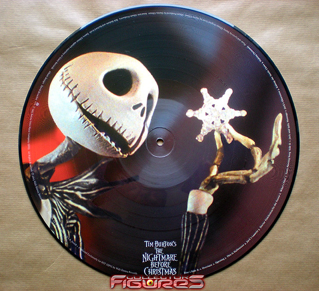 LP OST: The Nightmare Before Christmas (Picture Disc 1/A) | Flickr ...