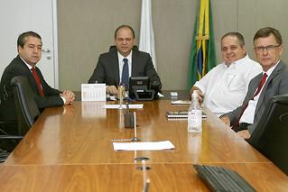 Reunião com Ronaldo Nogueira Ministro do Trabalho. Brasília, 22/02/2017. Foto: Erasmo Salomão/MS | por Ministério da Saúde