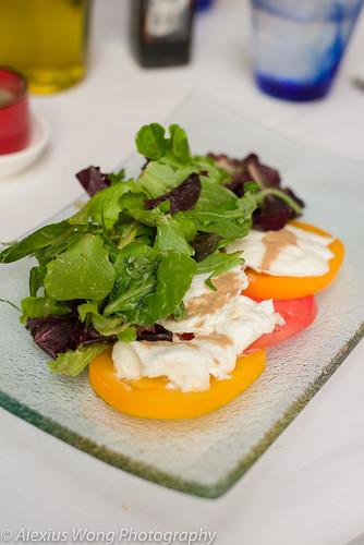 Caprese Salad - Mele Bistro