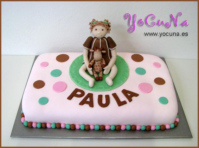 Cake De Bautizo Para Ni Ef Bf Bda