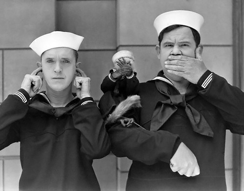 Stan Laurel and Oliver Hardy | by Vintage-Stars