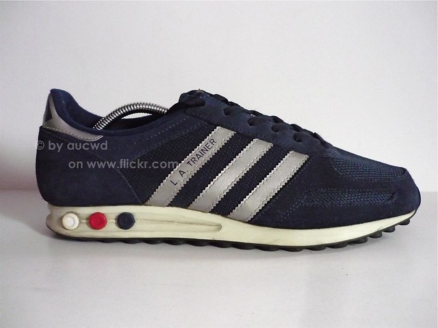 vintage adidas running shoes