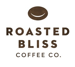 Roasted Bliss coffee logo | by super_furry