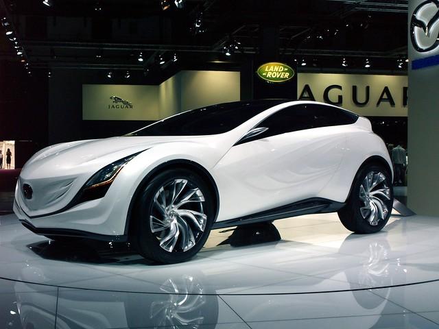 2009 Mazda Kazamai Concept Car Pictures