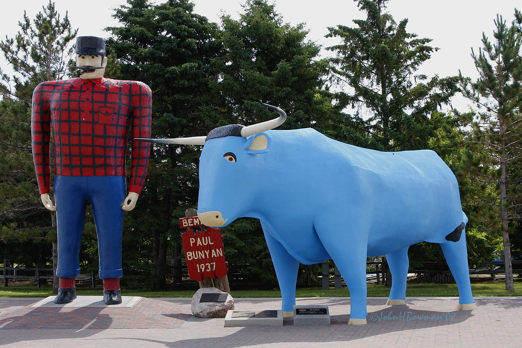 Babe the blue ox - 3 part 3