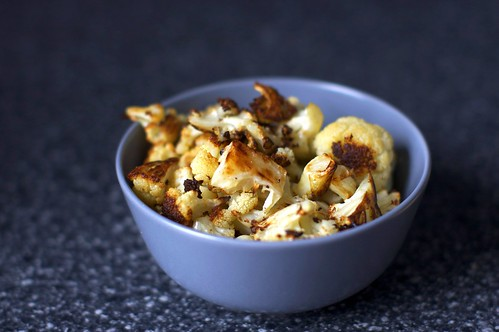 roasted cauliflower | by smitten kitchen