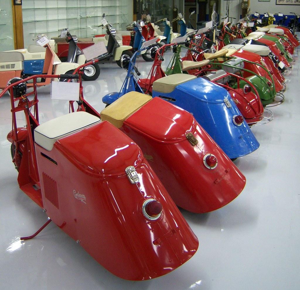 Cushman Motor Scooters | Cushman Motor Scooters. Picture ...