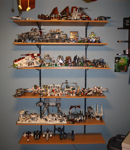 Office Shelves Just A Couple Of Lego Sets Here Nick